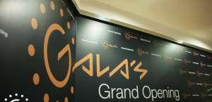 Club Gala's开业典礼