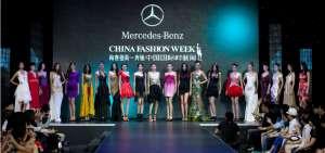 2014奔驰中国国际时装周